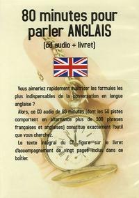 Jean-Pierre Vasseur - 80 Minutes pour parler Anglais - CD audio avec un livret d'accompagnement.