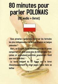 Jean-Pierre Vasseur - 80 Minutes pour parler polonais - CD audio.