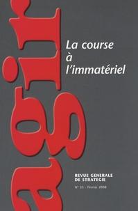 Wladimir Mercouroff - Agir N° 33, Février 2008 : La course à l'immatériel.