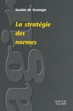 Eric de La Maisonneuve - Agir N° 38, Mai 2009 : La stratégie des normes.