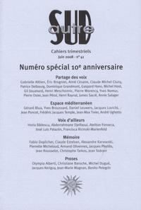 Pierre Oster et Pierre Morency - Autre Sud N° 41, Juin 2008 : Numéro spécial 10e anniversaire.