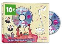 Rémi - Berceuses et jeux de doigts. 1 CD audio
