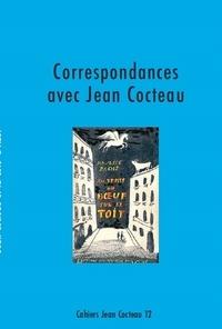 David Gullentops - Cahiers Jean Cocteau N° 12 : Correspondances avec Jean Cocteau.