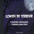 Arthur Conan Doyle - Contes de terreur - 7 histoires fantastiques. 1 CD audio MP3