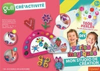 Upyaa - Gulli Cré'activités Perles Magiques Mon Studio de création.
