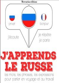 La Compagnie du savoir - J'apprends le russe. 1 CD audio MP3