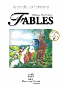 Jean de La Fontaine - Fables. 1 CD audio MP3