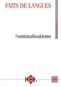 Reza Mir-Samii - Faits de langues N° 30 : Nominalisations.