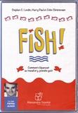 Stephen-C Lundin et Harry Paul - Fish ! - Comment s'épanouir au travail et y prendre goût. 1 CD audio MP3