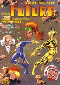 J-C Perrin - Futura N° 3, septembre 2013 : .