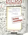 Anouk Barberousse et Laurent Pinon - Genesis N° 20/3 : Ecriture scientifique.