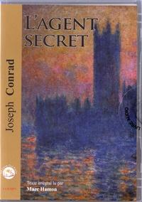 Joseph Conrad - L'agent secret. 1 CD audio MP3