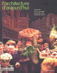 Luc Dupont et Axel Souva - L'architecture d'aujourd'hui N° 352, Mai-juin 200 : .