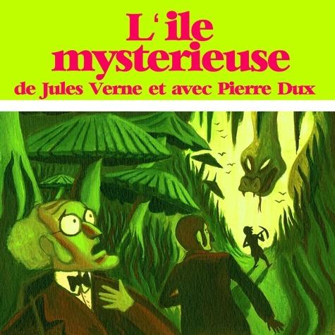 L'île mystérieuse  avec 1 CD audio