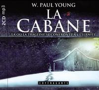 William Paul Young - La cabane - 2 CD audio.
