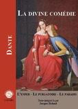 Dante - La divine comédie. 1 CD audio MP3