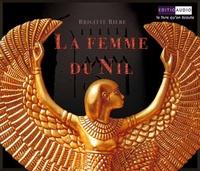 Brigitte Riebe - La Femme du Nil. 4 CD audio