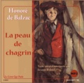 Honoré de Balzac et Jacques Roland - La peau de chagrin. 1 CD audio MP3