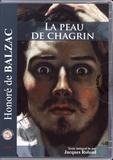 Honoré de Balzac - La peau de chagrin. 1 CD audio MP3