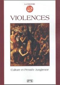 Pierre Willequet et Betty Sacco German - La Vouivre Volume 13/2003 : Violences.