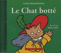 Marie Eykel - Le Chat botté - CD audio.