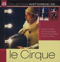 Alexis Grüss - Le Cirque - CD audio.