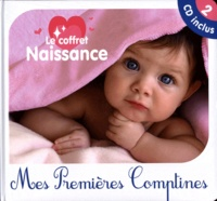 Daudin - Le coffret naissance - Mes Premières Comptines. 2 CD audio