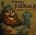Poc et Le Naheulband - Le Donjon de Naheulbeuk Tome 1 : Machins de Taverne - CD audio.