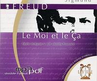 Sigmund Freud - Le Moi et le Ca - CD Audio.