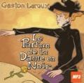 Gaston Leroux - Le parfum de la dame en noir. 1 CD audio MP3
