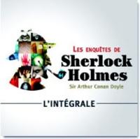 Arthur Conan Doyle - Les enquêtes de Sherlock Holmes. 2 CD audio MP3