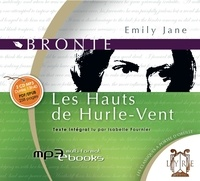 Emily Brontë - Les Hauts de Hurle-Vent. 2 CD audio MP3