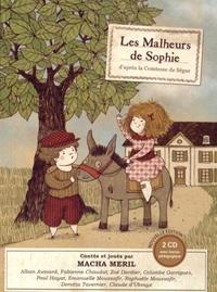 Comtesse de Ségur - Les Malheurs de Sophie. 2 CD audio