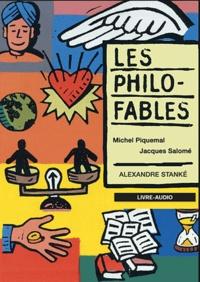Michel Piquemal - Les philo fables. 1 CD audio MP3