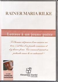 Rainer Maria Rilke - Lettres à un jeune poète. 1 CD audio