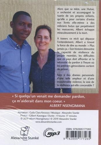Ma mère m'a tué. Survivre au génocide des Tutsis au Rwanda  avec 1 CD audio MP3