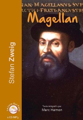 Magellan  avec 1 CD audio MP3