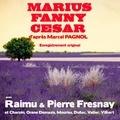 Marcel Pagnol - Marius, Fanny, César. 1 CD audio MP3