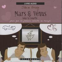 Jean-Louis Morgan - Mars et Vénus sous la couette - Pour que la passion résiste au temps, Livre-audio.