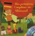 Formulette production - Mes premières comptines en allemand. 1 CD audio