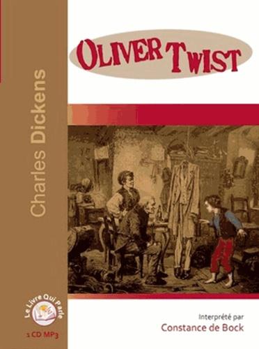 Oliver Twist  avec 1 CD audio MP3