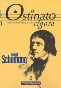 Jean-Claude Teboul et Serge Gut - Ostinato rigore N° 22 : Robert Schuman.
