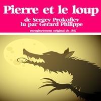 Serge Prokofiev - Pierre et le loup. 1 CD audio