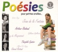 Marie-Laurence Bunel et Delphine Rich - Poésies pour petites oreilles... - Volume 2.