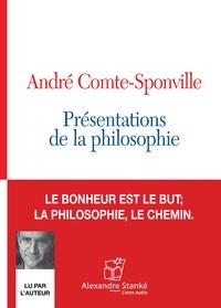André Comte-Sponville - Présentations de la philosophie. 1 CD audio MP3