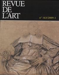 Alexandre Gady et Claude Mignot - Revue de l'art N° 163/2009-1 : .