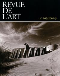 Laurence de Pémille - Revue de l'art N° 165/2009-3 : .