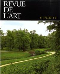Laurence de Pémille - Revue de l'art N° 173/2011-3 : .