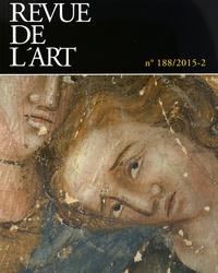 Laurence de Pémille - Revue de l'art N° 188/2015-2 : .