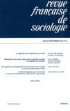 Jacques Bélanger et Christian Thuderoz - Revue française de sociologie N° 51-3, Juillet-sep : .